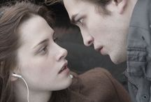 Twilight / Surely it was a good way to die, in the place of someone else, someone I loved. Noble, even. That ought to count for something.  Bella Swan, Twilight, Preface, p.1  / by Pam Soukup