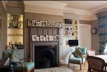Alcove furniture / Cabinets, bookcases and storage solutions for alcove space.
