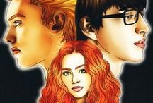 Mortal Instruments / Mortal Instruments and Infernal Devices Book Series