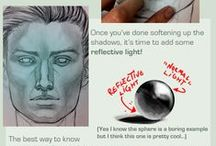 How to Draw / Drawing tutorials