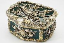Jewelry box / Elegance and grace inspired by jewelry boxes from across the world