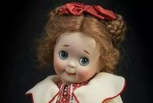 Vintage Porcelain Doll / Vintage Porcelain Doll -a look back on what makes the heart tick!
