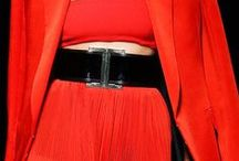 On the Runway / Belted styles as featured on your favorite designer runways.