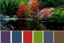 P4DSDesignz Color Charts / Colors I choose.