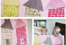three little pigs idea