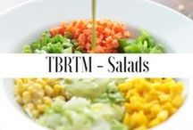 TBRTM - Salads / Healthy Salad recipes from the blog | www.thebellyrulesthemind.net