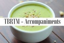 TBRTM - Accompaniments / If you are looking for recipes of  sides, dips, chutneys, spreads, sauces, dressings, jams, this is the board for you to help you enhance the flavors of your meal | www.thebellyrulesthemind.net