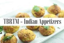 TBRTM - Indian Appetizers / Healthy Indian appetizer recipes from the blog that are quick and easy to make and sure to wow a crowd | www.thebellyrulesthemind.net