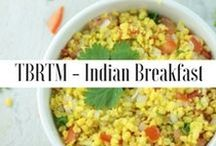 TBRTM - Indian Breakfast Recipes / Healthy Indian breakfast recipes from the blog | www.thebellyrulesthemind.net