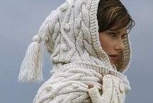 Crochet: Hood and neck warmer