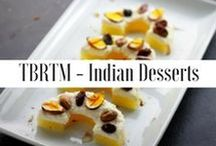 TBRTM - Indian Desserts / Mithai Recipes / Healthy Indian Dessert / Mithai recipes from the blog to celebrate  every occasion | www.thebellyrulesthemind.net
