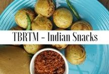 TBRTM-Indian Snack Recipes / Healthy Indian snack recipes from the blog | www.thebellyrulesthemind.net