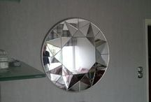 Aynalarımız ||| Our Mirors / #miror #ayna ev dizayn, home design, architecure mimari iç mimari, interior, dekorasyon, decoration, mosaic