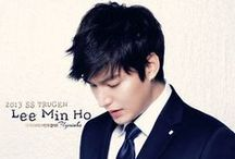 Lee Min Ho / My Korean Idol. I am his fans ♥