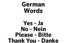 Deutsch / Lernen Deutsch