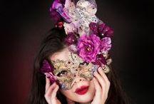 Carnival Fashion / Fabulous masquerade masks