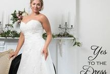 Yes to the dress warilla / We sell designer gowns without the price tag for all size brides.