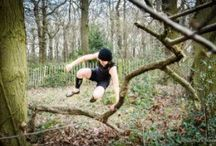 Movement / Natural Movement. Martial Arts Movement. Fluid Movement