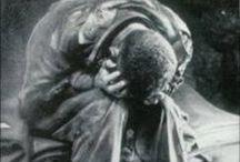 The Ugly Face of War. / Make Love, Not War!