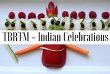 TBRTB - Indian Holidays / Celebrate Indian Festivals and holidays with these healthy recipes for Republic Day, Independence day, Bhogi, Baisakhi, Holi, Ganesh Chaturthi, Navratri, Dassehra, Diwali, Janmashtmi, & fasting holidays | www.thebellyrulesthemind.net