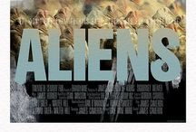 Alien. (The Movies & Stuff).