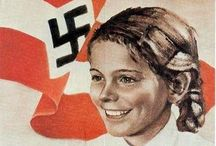 Nazi Germany: Propaganda Posters.
