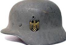 Nazi Germany: Uniforms & Helmets.