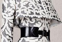 Оригинальные элементы в дизайне одежды,принты