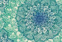 Dibujos y Zentagle art / Hermosos dibujos faciles ❤️