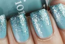 Mermaid Manicure - Nail Art