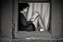 Reading in black and white