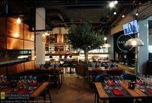 Restauracja Salina w Bochni - wnętrze