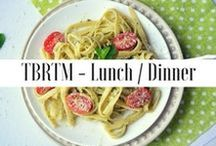 TBRTM - Lunch & Dinner / Healthy, lunch and dinner recipes from the blog | www.thebellyrulesthemind.net
