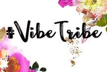 #VibeTribe / A curated collection of sites handpicked because of the connection we feel to their visions and moralities. #AllLoveAllWays
