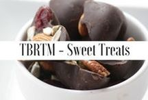 TBRTM - Sweet Treats / Healthy sweet treats and dessert recipes from the blog. Cakes, brownies, ice creams, pies, chocolates. www.thebellyrulesthemind.net