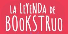 La leyenda de Bookstruo / La leyenda de Bookstruo. Historias y personajes creados por HECTOR DOMINGO® para niñas y niños entre los 6 y los 12 años de edad. #HECTORDOMINGO #BOOKSTRUO #LIJ #LIBROS #TWEENS #INFANTILYJUVENIL #NIÑAS #NIÑOS