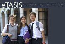TASIS Bookshelf