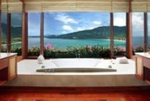 Cool Hotel Bathrooms