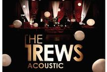 Trews Official Releases / The Trews' official releases on Bumstead Records.