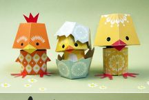 Origami & Paper toys