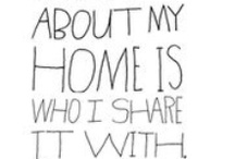 ⌂ Home sweet home ⌂ / Home is where the heart is ~ <3