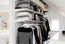⌂ Closets ★ / because you can never have too much clothes...