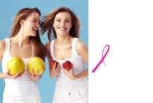 A mellrák elleni küzdelem támogatói
