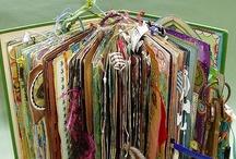 Art Journal - Sketch book - Scrapbook