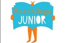 Bacchilega Junior / Libri per bambini creati in collaborazione con Il Mosaico Cooperativa. Il Mosaico cura dalla pubblicazione alla vendita alle librerie. http://www.bacchilegaeditore.it/