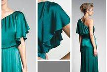 'Dye-to-Order' colours: Emerald / by Ghost London