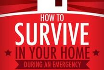 Emergency Preparedness / Safety, Flood insurance and more. Protect yourself and your family in emergencies and from natural disasters.