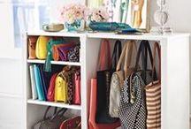 Get Organised ur Stuffs... / Cooll closets and organization ideas...