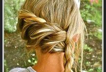 Hair Styles / Fun and cute hair styles that u might do ❤