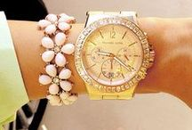 ~ wonderful W@t(hE$$ ~ / My fav round dial watches...